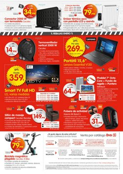 Ofertas de Ordenador portátil  en el folleto de Maxi Dia en Madrid