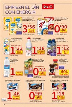 Ofertas de Nescafé  en el folleto de Maxi Dia en Madrid