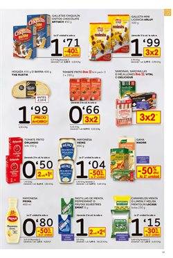 Ofertas de Caramelos  en el folleto de Maxi Dia en Málaga