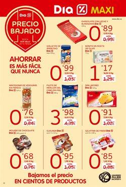 Ofertas de Bonito en aceite de oliva  en el folleto de Maxi Dia en Alcalá de Henares