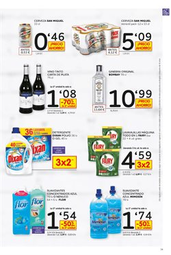 Ofertas de Detergente lavavajillas  en el folleto de Maxi Dia en Estepona