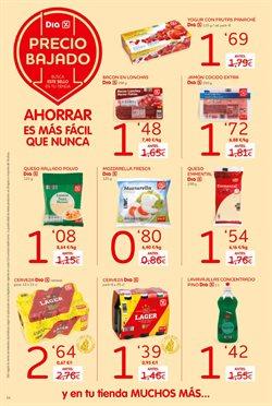 Ofertas de Queso rallado  en el folleto de Maxi Dia en Fuengirola