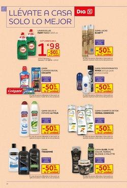 Ofertas de Detergente lavavajillas  en el folleto de Maxi Dia en Algeciras