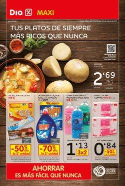 Ofertas de Patatas  en el folleto de Maxi Dia en Ávila