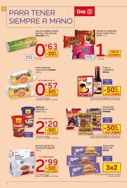 Ofertas de Kit Kat  en el folleto de Maxi Dia en Motril