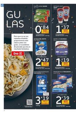 Ofertas de La Gula del Norte  en el folleto de Maxi Dia en Palamos