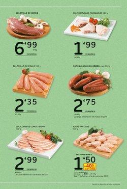 Ofertas de Chorizo  en el folleto de Maxi Dia en Palencia