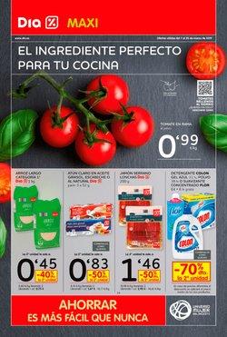 Ofertas de Maxi Dia en el folleto de Sevilla 6d196a7ff751