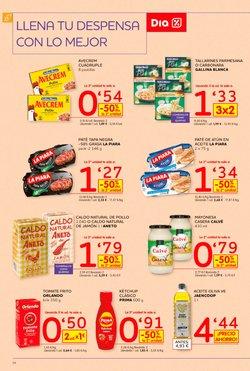 Ofertas de Aceite de oliva  en el folleto de Maxi Dia en Velez