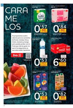 Ofertas de Refresco de cola  en el folleto de Maxi Dia en Madrid