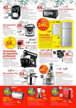 Ofertas de Batidora de vaso  en el folleto de Maxi Dia en Madrid