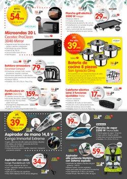 Ofertas de Microondas  en el folleto de Maxi Dia en Madrid