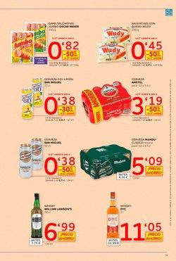 Ofertas de San Miguel  en el folleto de Maxi Dia en Alicante