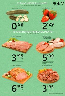 Ofertas de Calabacines  en el folleto de Maxi Dia en Córdoba