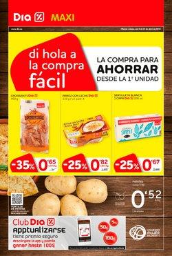 Ofertas de Maxi Dia  en el folleto de Cádiz