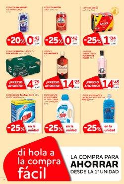 Ofertas de Whisky  en el folleto de Maxi Dia en Jerez de la Frontera