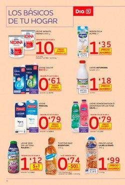 Ofertas de Puleva  en el folleto de Maxi Dia en Leganés