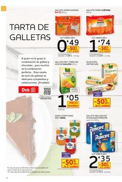 Ofertas de Galletas rellenas  en el folleto de Maxi Dia en Alicante