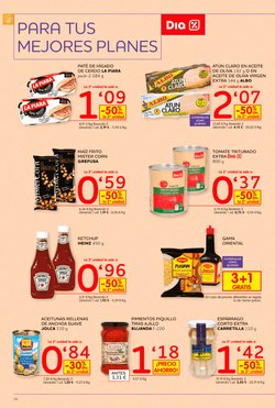 Ofertas de Fripozo  en el folleto de Maxi Dia en Palamos