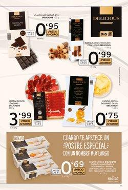 Ofertas de Paleta ibérica de cebo  en el folleto de Maxi Dia en Palencia
