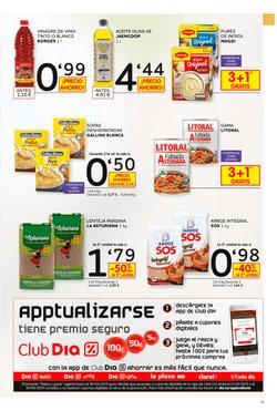 Ofertas de Arroz  en el folleto de Maxi Dia en Jerez de la Frontera