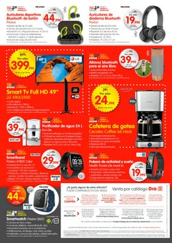 Ofertas de Smartwatch  en el folleto de Maxi Dia en Madrid