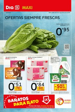 Ofertas de Maxi Dia  en el folleto de Majadahonda