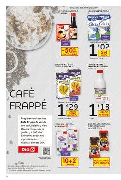 Ofertas de Nescafé  en el folleto de Maxi Dia en Figueres