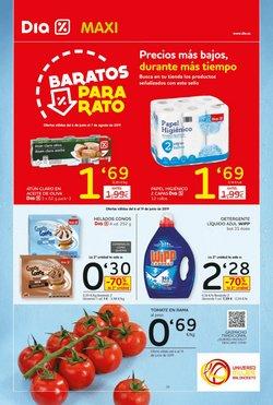 Ofertas de Maxi Dia  en el folleto de Valladolid