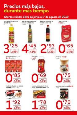 Ofertas de Aceite de oliva  en el folleto de Maxi Dia en Ávila