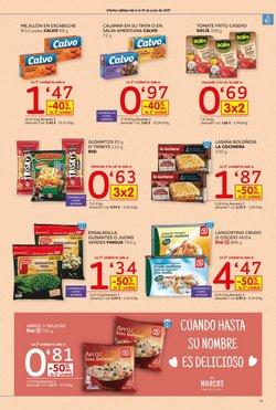 Ofertas de Lasaña  en el folleto de Maxi Dia en Algeciras