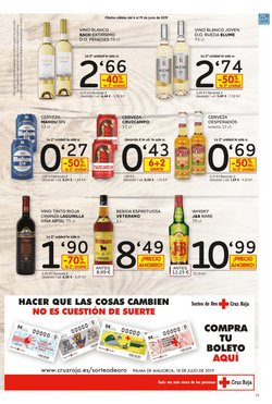 Ofertas de Mahou  en el folleto de Maxi Dia en Mijas