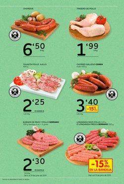 Ofertas de Carne  en el folleto de Maxi Dia en Antequera