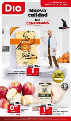 Ofertas de Hiper-Supermercados en el catálogo de Maxi Dia ( Caduca mañana)