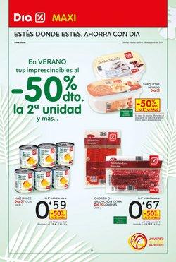 Ofertas de Maxi Dia  en el folleto de San Vicente del Raspeig