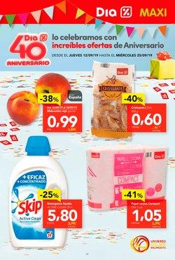 Ofertas de Maxi Dia  en el folleto de Segovia