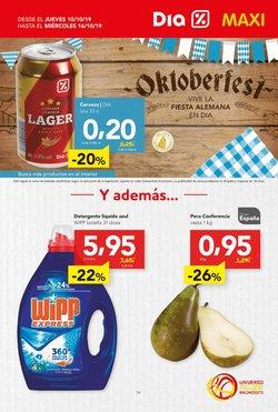 Ofertas de Maxi Dia  en el folleto de Málaga
