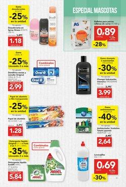 Ofertas de Maxi Dia  en el folleto de Sabadell