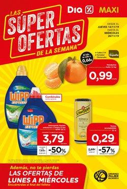 Ofertas de Maxi Dia  en el folleto de Torremolinos