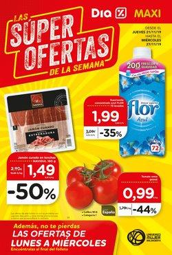 Ofertas de Equinoccio Valladolid  en el folleto de Maxi Dia en Zaratán