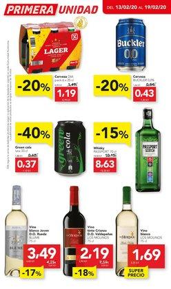 Ofertas de Vino blanco en Maxi Dia