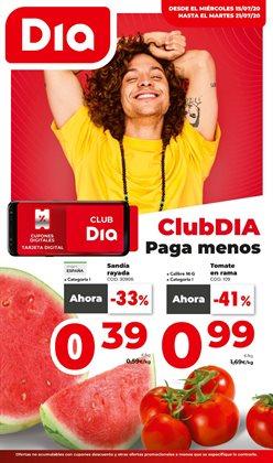 Catálogo Maxi Dia en Villajoyosa ( Publicado hoy )