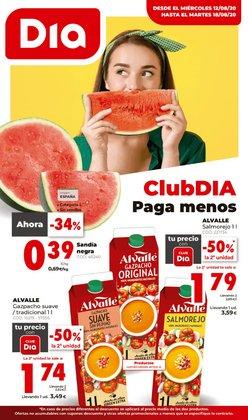 Ofertas de Hiper-Supermercados en el catálogo de Maxi Dia en Agramunt ( 3 días más )