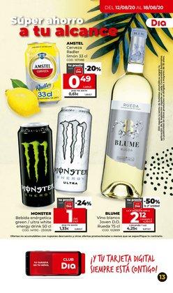 Ofertas de Cerveza con limón en Maxi Dia