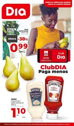 Ofertas de Hiper-Supermercados en el catálogo de Maxi Dia en Narón ( Publicado hoy )