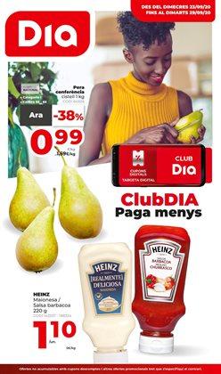 Catálogo Maxi Dia en Badalona ( Publicado hoy )