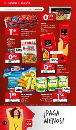 Ofertas de Empanados en Maxi Dia