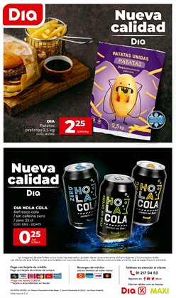 Ofertas de Cola Cao en Maxi Dia