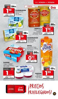 Ofertas de Yogur con frutas en Maxi Dia