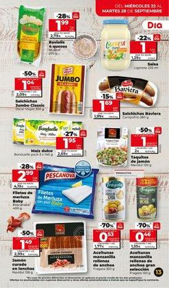 Ofertas de Bonduelle en el catálogo de Maxi Dia ( 3 días más)